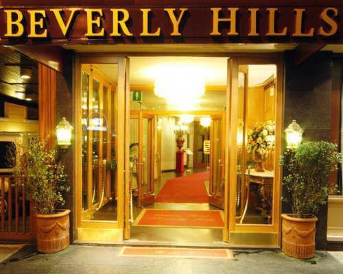 תוצאת תמונה עבור beverly hills hotel rome