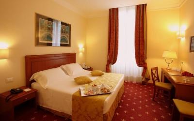 Hotel Milton – מלון מילטון רומא