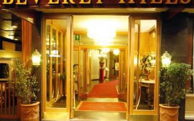 מלון בוורלי הילס רומא – Hotel Beverly Hills Rome
