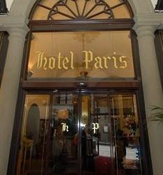 Hotel Paris Rome – מלון פריז רומא