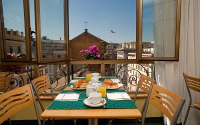 Hotel Tritone Rome – מלון טריטונה רומא