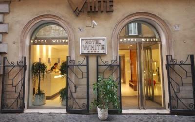 Hotel White Rome – מלון ווייט רומא